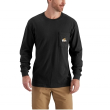 Maddock Graphic Woodsman Long-Sleeve T-Shirt by Carhartt