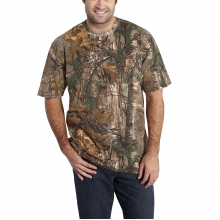 Camo Short-Sleeve T-Shirt by Carhartt
