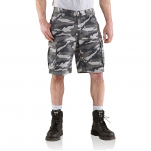 Rugged Cargo Camo Short by Carhartt