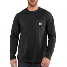 Force® Cotton Delmont Long-Sleeve T-Shirt by Carhartt in Omak WA