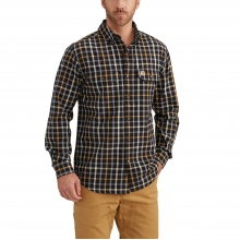 Fort Plaid Long Sleeve Shirt by Carhartt