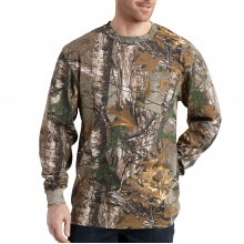 Realtree Xtra® Camo Long-Sleeve T-Shirt by Carhartt