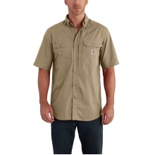 Force® Ridgefield Solid Short Sleeve Shirt by Carhartt