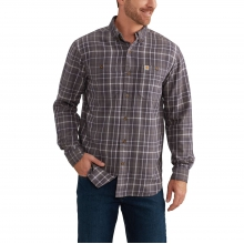 Trumbull Plaid Flannel Shirt