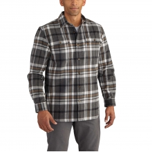 Hubbard Classic Plaid Long-Sleeve Shirt by Carhartt