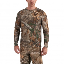 Base Force Extremes® Cold Weather Camo Crewneck by Carhartt