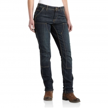 Series 1889® Slim Double-Front Denim Dungaree by Carhartt