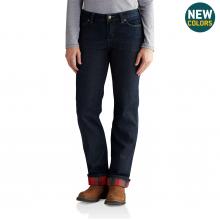 W Original Fit Blaine Flannel Lined Jean by Carhartt in Chelan WA