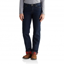 Original Fit Blaine Flannel Lined Jean by Carhartt