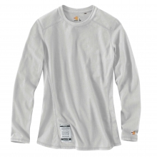 Flame-Resistant Force® Cotton Long-Sleeve T-Shirt by Carhartt