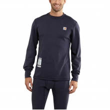 Flame-Resistant Base Force® Cold Weather Crewneck by Carhartt