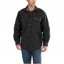 Weathered Canvas Shirt Jac by Carhartt