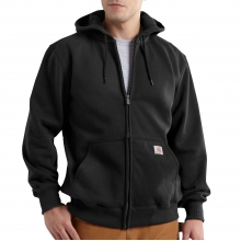 Rain Defender® Paxton Heavyweight Hooded Zip-Front Sweatshirt by Carhartt