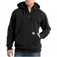 Rain Defender® Paxton Heavyweight Hooded Zip Mock Sweatshirt