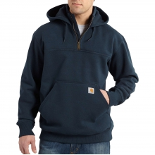 Rain Defender® Paxton Heavyweight Hooded Zip Mock Sweatshirt by Carhartt in Lafayette CO
