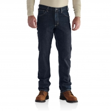 Flame-Resistant Rugged Flex® Jean - Straight Traditional Fit by Carhartt