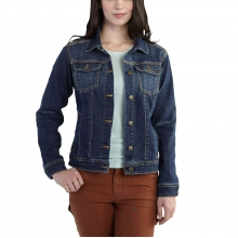 Brewster Denim Jacket by Carhartt