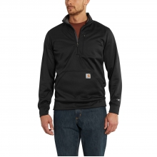 Force Extremes Mock Neck Half Zip Sweatshirt by Carhartt