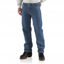 Flame-Resistant Relaxed-Fit Utility Jean by Carhartt