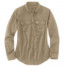 Women's FR Rugged Flex® Twill Shirt
