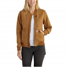 Crawford Bomber Jacket by Carhartt