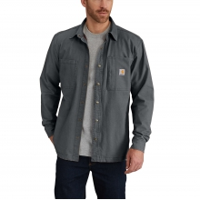 Men's Rugged Flex Rigby Shirt Jac by Carhartt in Fort Collins CO