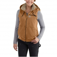 Weathered Duck Wildwood Vest by Carhartt