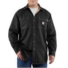 Flame-Resistant Canvas Shirt Jac by Carhartt