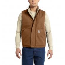 Flame-Resistant Mockneck Vest by Carhartt