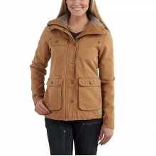 Weathered Duck Wesley Coat by Carhartt