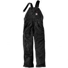 Flame-Resistant Duck Bib Overall/Unlined by Carhartt