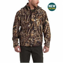 Camo Shoreline Jacket by Carhartt