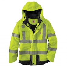 High-Vis Class 3 Sherwood Jacket by Carhartt