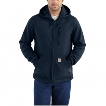 Flame-Resistant Force Hooded Full-Zip Fleece by Carhartt