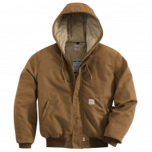 Flame-Resistant Midweight Active Jac/Quilt-Lined by Carhartt