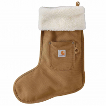 M Christmas Stocking by Carhartt