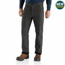Men's Rugged Flex Rigby Dungaree Knit Lined