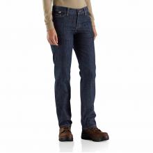 W FR Womns Rugged Flex Jean Original Fit