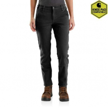 W Straight Fit Stretch Twill Pant by Carhartt in Chelan WA