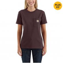 Women's WK87 Workwear Pocket SS Tshirt by Carhartt
