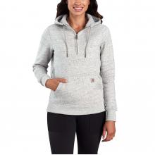 W Clarksburg Half Zip Hooded Sweatshirt