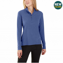 Women's Force Delmont Quarter Zip Shirt