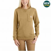 Women's Clarksburg Crewneck Pocket Sweatshirt