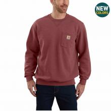 Men's Crewneck Pocket Sweatshirt