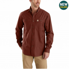 Men's Rugged Flex Rigby LS Work Shirt
