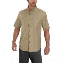M RF RlxdFit MW Cnvs SS Shrt by Carhartt in Loveland CO