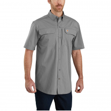 TW258 M Force Rlxd Fit SS Pld Shirt by Carhartt in Loveland CO