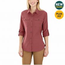 Women's Rugged Flex Bozeman Shirt