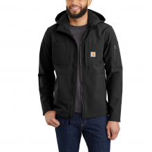 M Hooded Rough Cut Jacket by Carhartt in Fort Collins CO