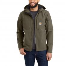 M Hooded Rough Cut Jacket by Carhartt in Lafayette CO